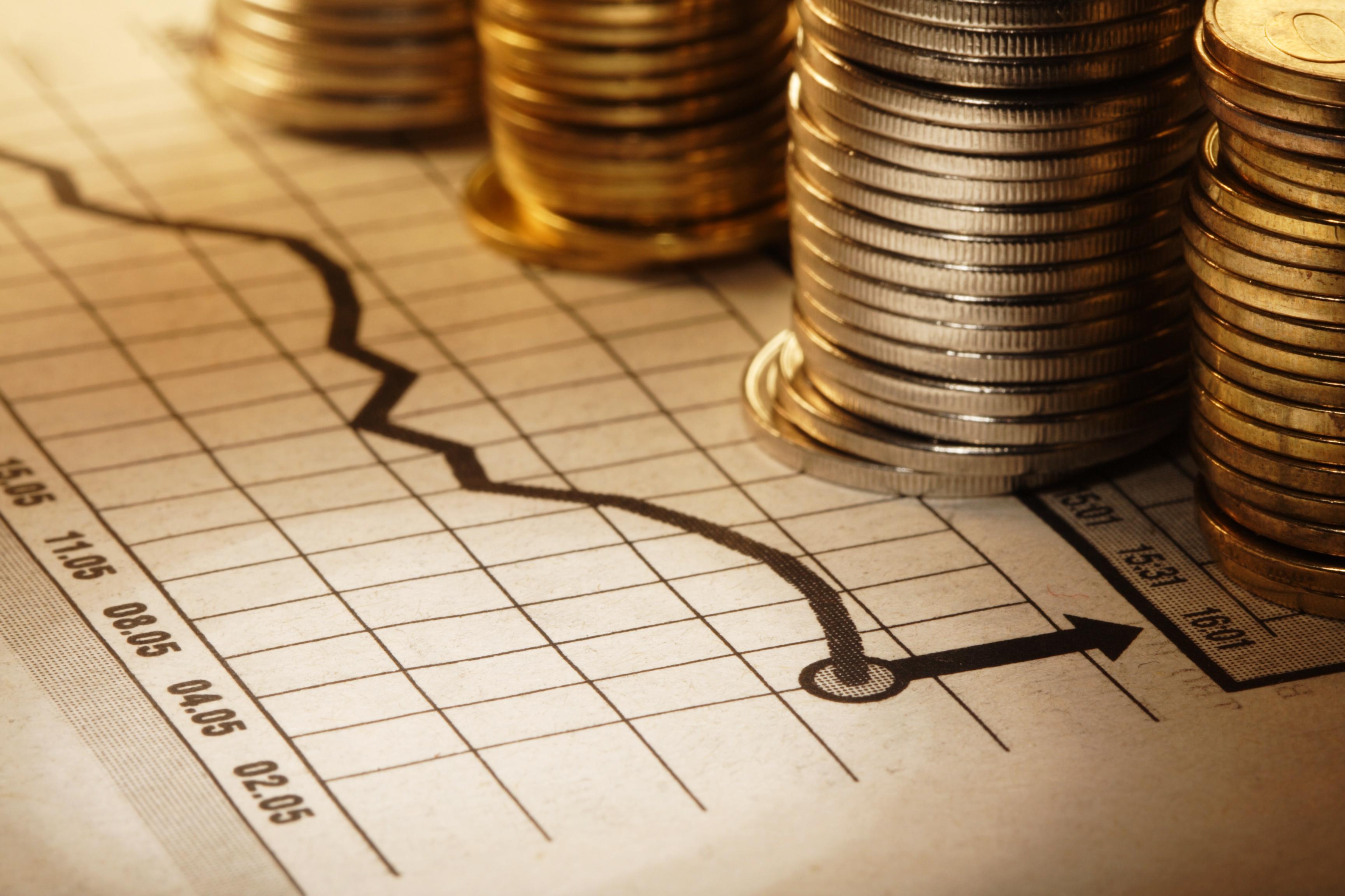 金融奋斗图片素材